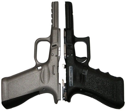 Glock Frame Replacement - Page 3 - Frame Design & Reviews ✓