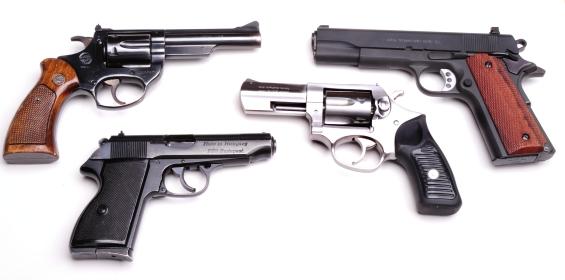 Ruger's SP101 327 Federal Magnum Part I A gun for self