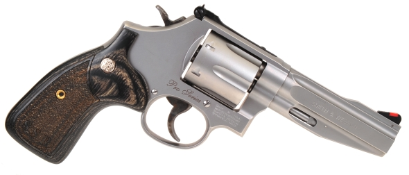 Smith & Wesson's M686-6 SSR Pro The world's most useful revolver... Really