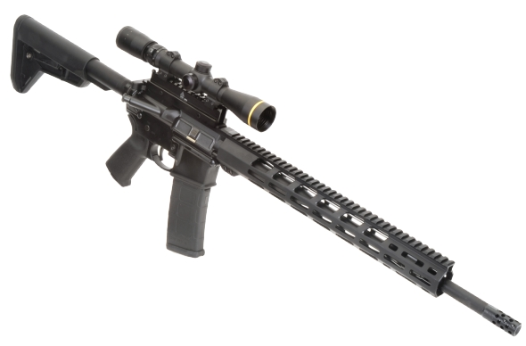Ruger's AR-556 Multi Purpose Rifle Part I Frankenstein rifle avoidance
