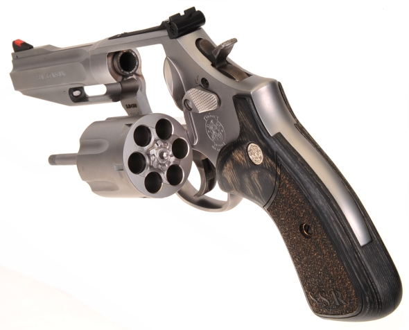 Smith & Wesson's M686-6 SSR Pro Part II The world's most useful cartridge?