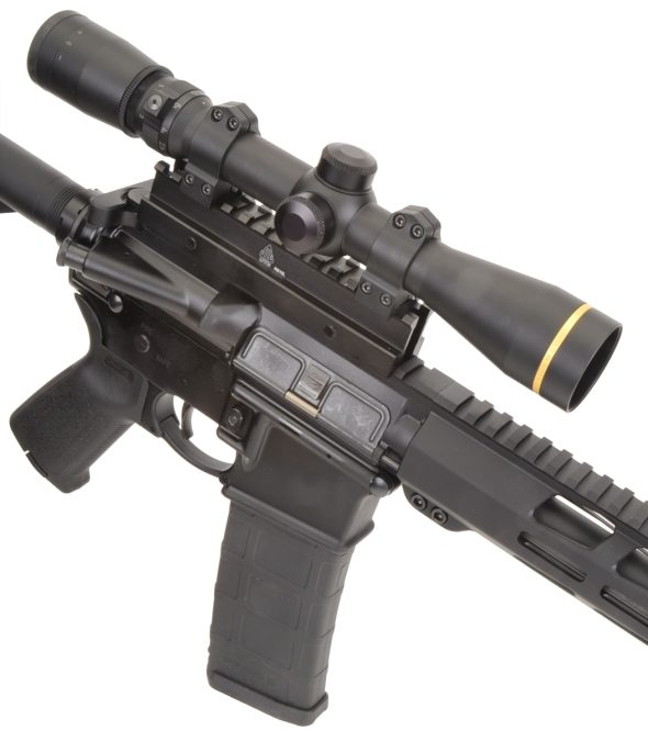 Ruger's AR-556 Multi Purpose Rifle Part II Compared to Davy Crockett...
