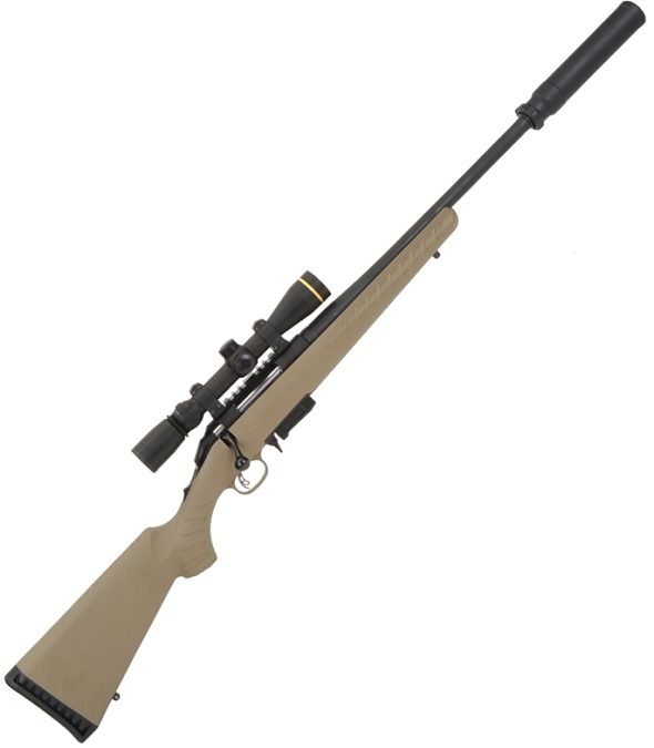Ruger American Rifle Ranch Thirty Part II A 7.62 x 39mm... with reach