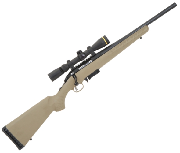 Ruger American Rifle Ranch Thirty Part I  A 7.62 x 39mm compact bolt action