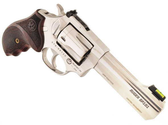 Ruger's SP101® Match Champion™ Part II It's not just for fancy lads...