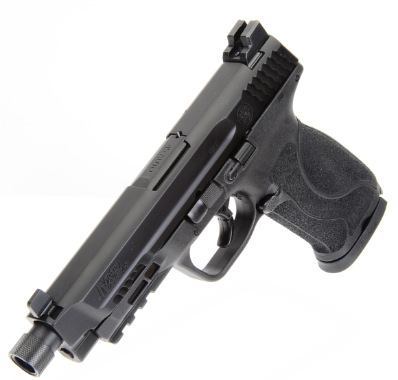 Smith and Wesson's M&P 45 2.0