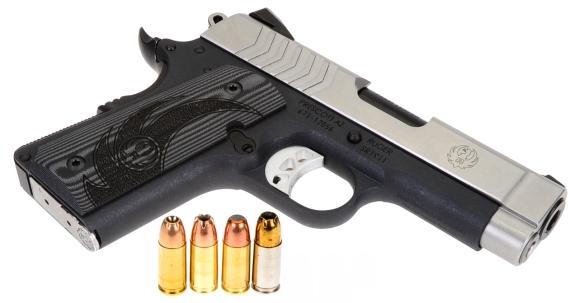 Ruger's SR1911 Lightweight Officer-Style 9mm