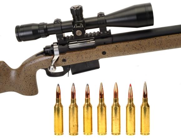 Ruger's Hawkeye Long Range Target 6.5 PRC Part II