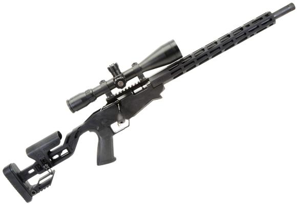 Ruger's Precision Rimfire 22 Magnum