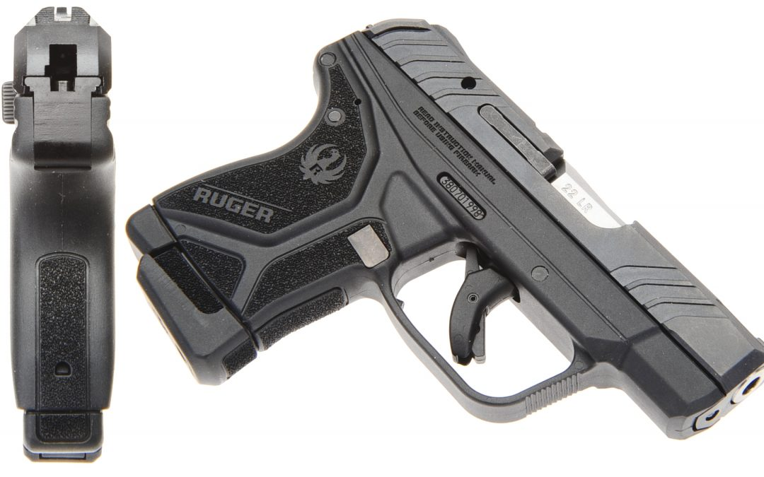 Ruger's LCP II 22 LR