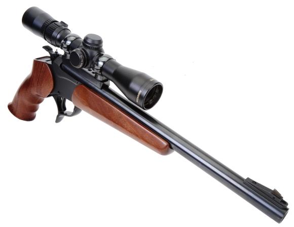 Thompson / Center's Venerable Contender Pistol in 7-30 Waters Part III