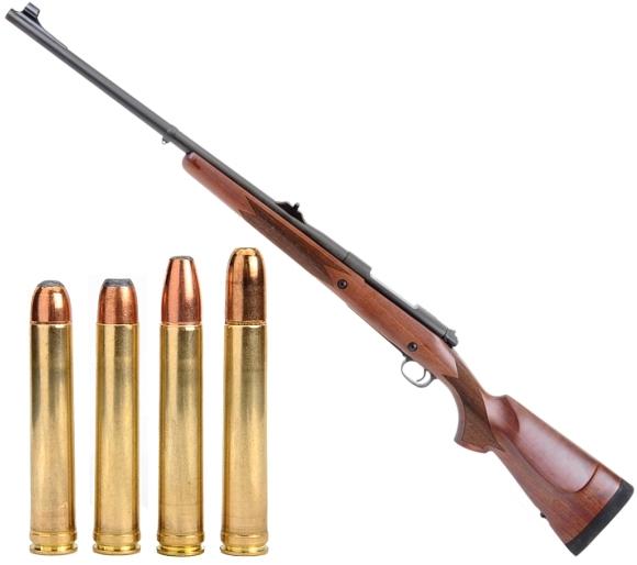 Winchester's Model 70 Safari Express 458 Winchester Magnum Part II