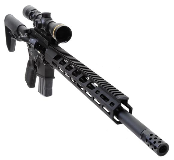 Ruger S Bigger Boomer AR 556 MPR 450 Bushmaster Real Guns