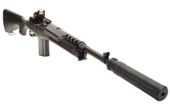 Ruger's Mini-14 Tactical 300 Blackout Part I