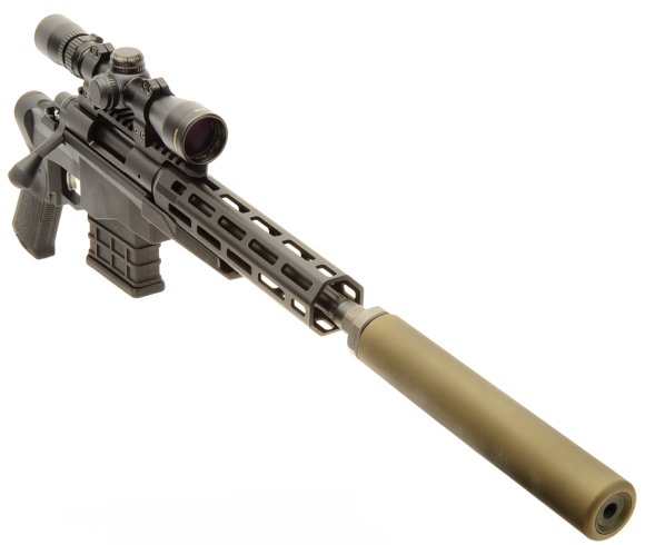 Remington's Model 700 Chassis Pistol Part 1