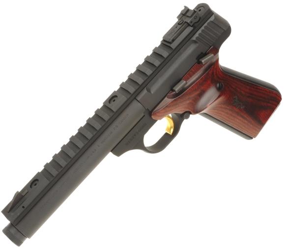 Buck Mark Field Target – Suppressor Ready