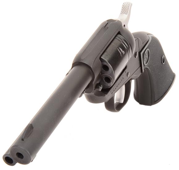 The New Ruger Wrangler Rimfire Revolver