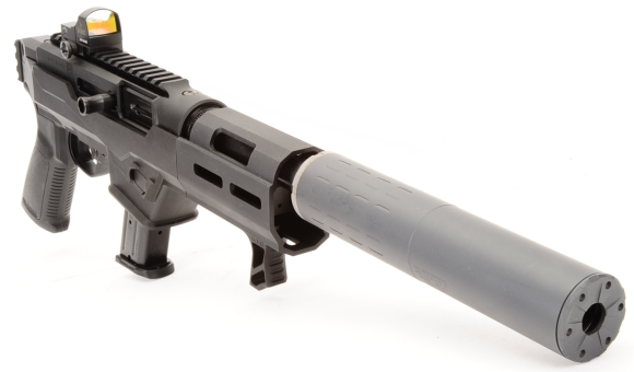 SilencerCo's System Approach – The Hybrid 46 Universal Silencer