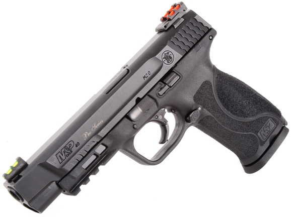 The S&W Performance Center® M&P®40 M2.0™ 5″ Barrel Pro Series®