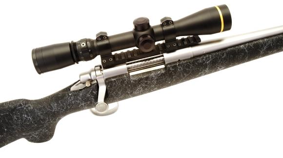 A 7mm-08 Remington Lightweight Mountain Rifle Part II