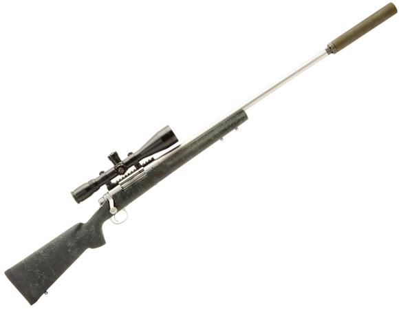 Remington's Model 700 Stainless 5-R Threaded Barrel Part I