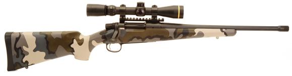 Remington's Model Seven Threaded in Kuiu Vias Camo
