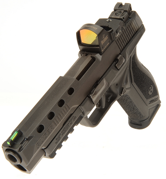 Ruger American Pistol – Competition 9mm Luger