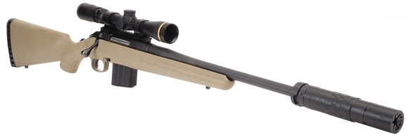 Ruger American® Ranch Rifle – 350 Legend