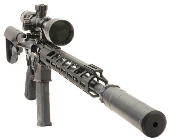 Ruger AR-556 in 5.56 NATO Part I
