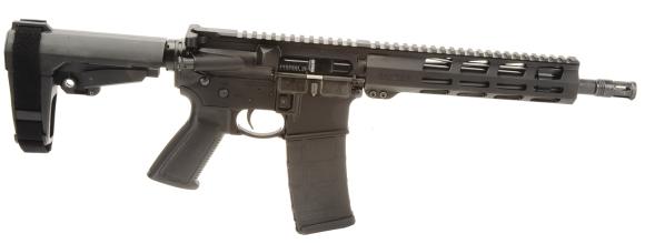 Ruger's AR-556 Pistol