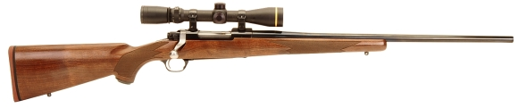 Ruger's Anything But Standard M77 Hawkeye in 243 Winchester