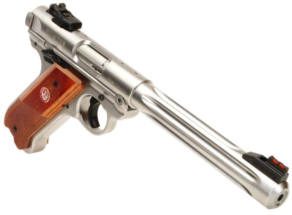 The Ruger Mark IV Hunter V. Squirrel