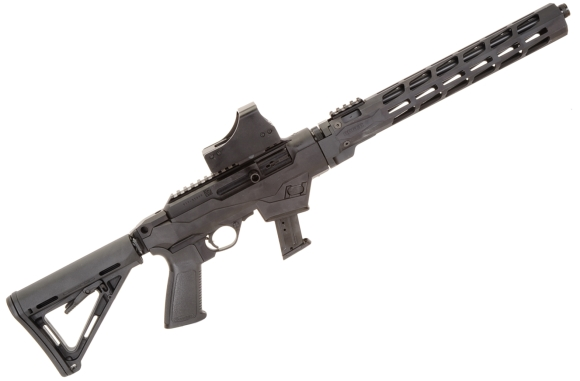 Ruger's PC Carbine – Chassis Edition