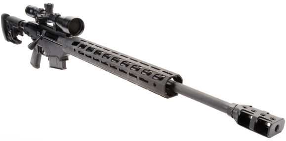 Ruger's Precision Rifle and the 300 PRC Part I
