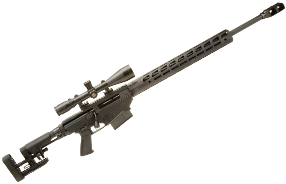 Ruger's Precision Rifle in 338 Lapua Part II Enjoyable range time