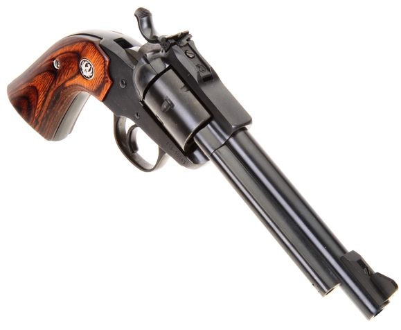 Ruger's Single Seven Bisley in 327 Fed Mag Part I