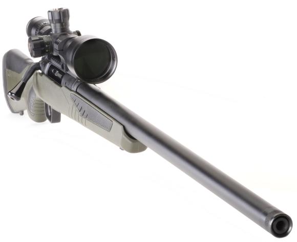 Savage's Impulse in 300 Winchester Magnum Part 1