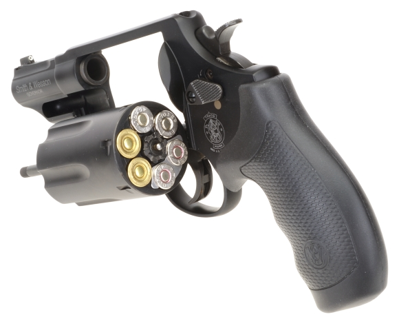 Smith & Wesson's Governor Part II Yet more ways to burn ammo....