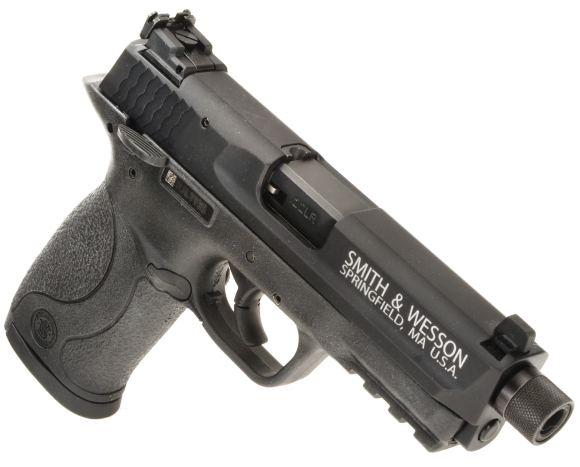 Smith & Wesson M&P®22 Compact – Threaded Barrel