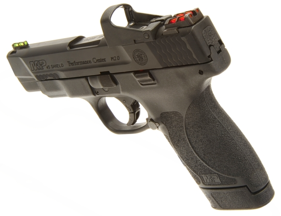 Smith & Wesson's Performance Center M&P 45 Shield Part II