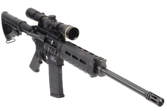 Smith & Wesson's M&P 15 Sport II OR M-LOK