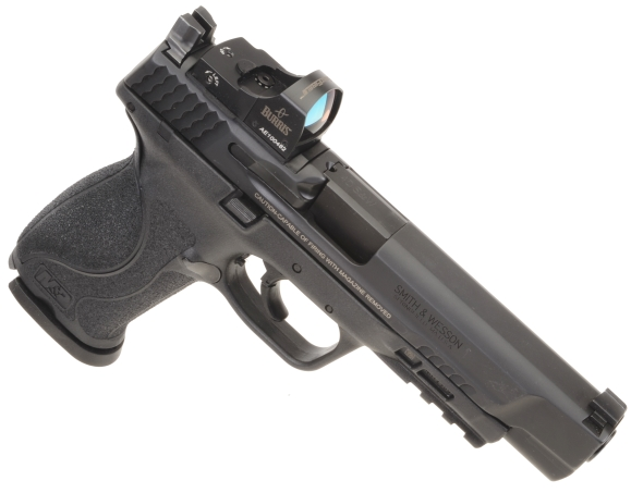 S&W's Performance Center® M&P®40 M2.0™ C.O.R.E. Pro Series®Part I A name that says alot...