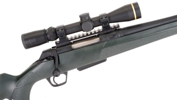 Winchester's XPR – Stealth SR