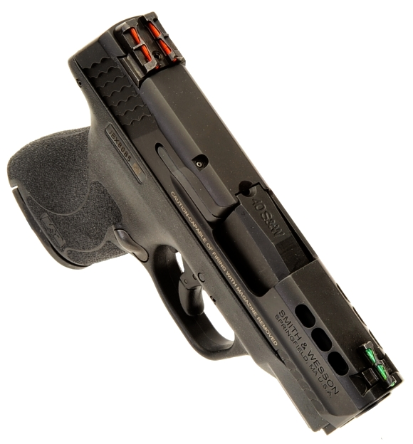 Smith and Wesson's Performance Center's M&P40 Shield… Part 1