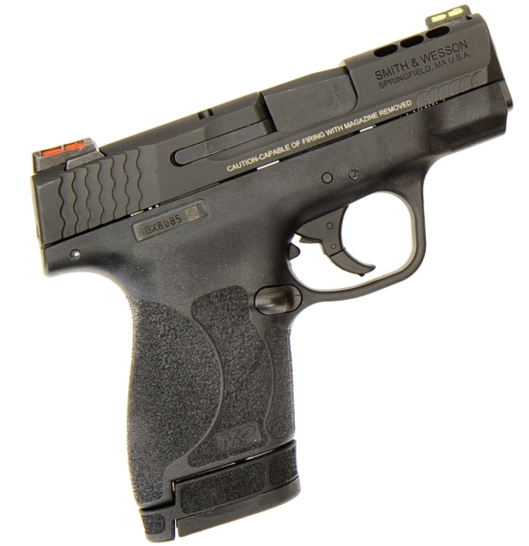 Smith and Wesson's Performance Center's M&P40 Shield… Part 2